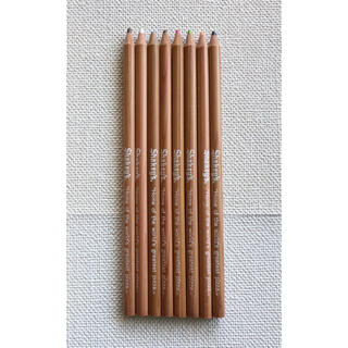 シェーキーズ Shakey's オリジナル 色鉛筆セット 8色(色鉛筆)