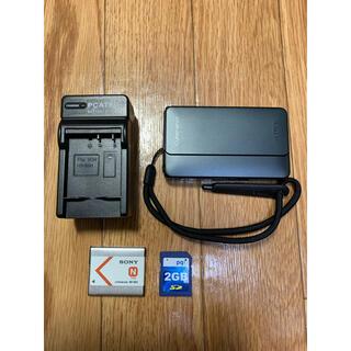 ソニー(SONY)のSONY Cyber−Shot TX DSC-TX10(コンパクトデジタルカメラ)