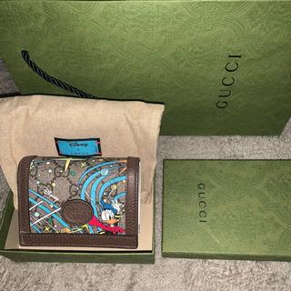Gucci - 【GUCCI✖︎Disney】ウォレット 財布