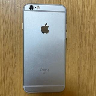 アップル(Apple)のiPhone6s シルバー 16GB(スマートフォン本体)