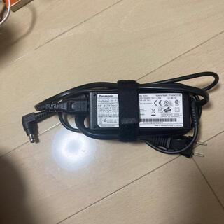 パナソニック(Panasonic)のCF-AA6412C M2 let's note用ACアダプタ 純正(ノートPC)