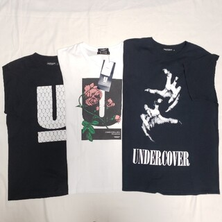 UNDERCOVER - UNDERCOVER Tシャツ 3枚セット