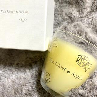 ヴァンクリーフアンドアーペル(Van Cleef & Arpels)のヴァンクリーフ&アーペル 非売品キャンドル(キャンドル)