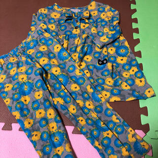 ワコール(Wacoal)のATSUKO MATANO 花柄パジャマ(パジャマ)