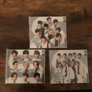 ジャニーズ(Johnny's)のSnowMan CD (アイドルグッズ)