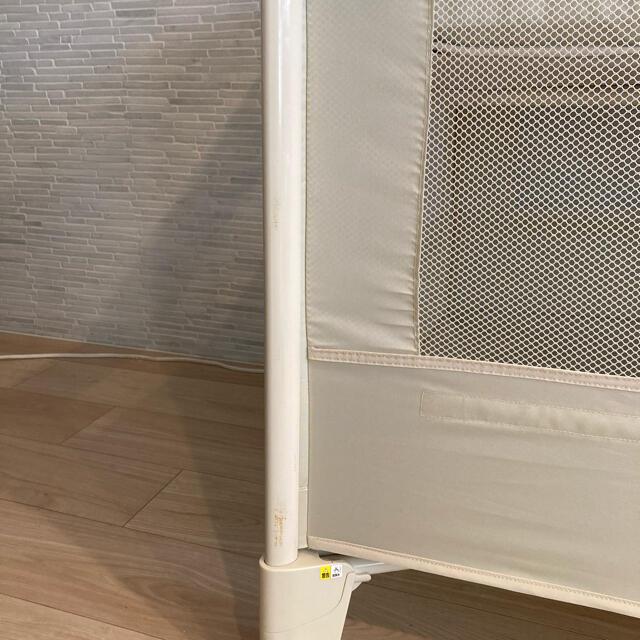 Aprica(アップリカ)の《select shop様専用》ココネルエアー ベビーベッド  キッズ/ベビー/マタニティの寝具/家具(ベビーベッド)の商品写真
