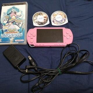 PlayStation Portable - PSP PSP-1000 PK サマンサタバサコラボ