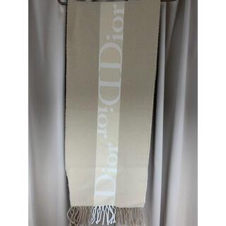 Christian Dior - クリスチャンディオール マフラー