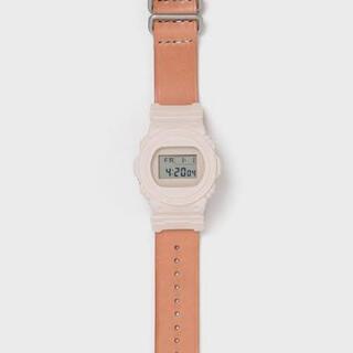エンダースキーマ(Hender Scheme)のHender Scheme × G-SHOCK DW-5750HS20-4JF(腕時計(デジタル))