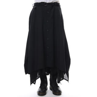 Yohji Yamamoto - ヨウジヤマモト コウモリスカートパンツ BAT skirt pants