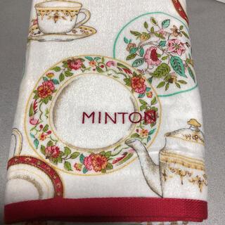 ミントン(MINTON)のMINTON バスタオル 新品♪(タオル/バス用品)