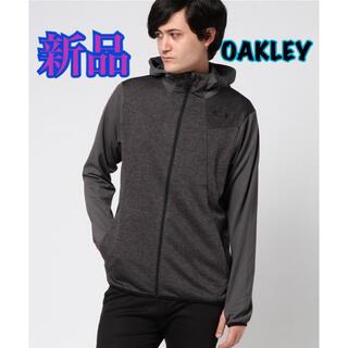 オークリー(Oakley)の⭐️新品未使用⭐️OAKLEY スウェットフルジップパーカー(パーカー)