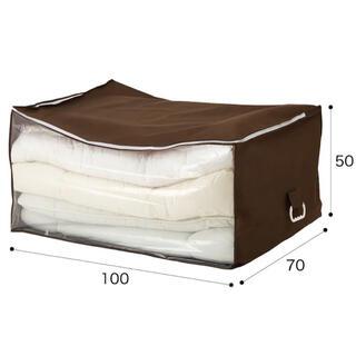 ニトリ(ニトリ)の布団収納袋(押し入れ収納/ハンガー)