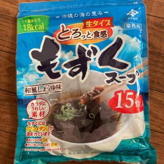 コストコ - コストコ「もずくスープ(15食)」