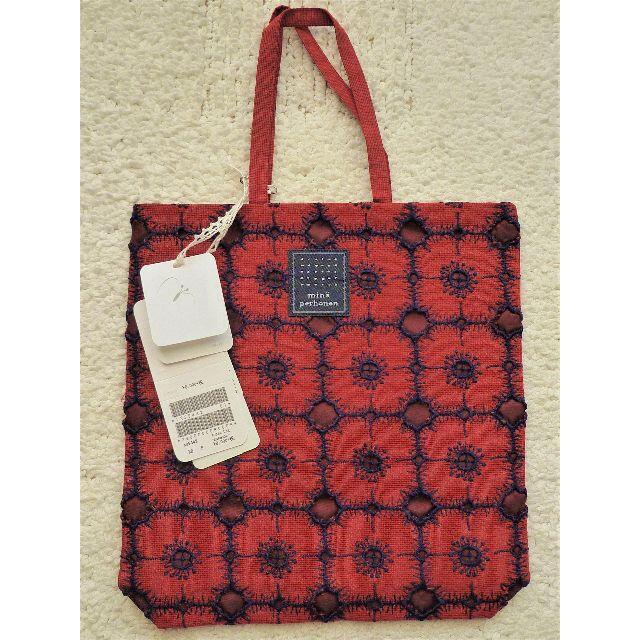 mina perhonen(ミナペルホネン)のmina perhonen ミナペルホネン 「anemone」 トーストバッグ レディースのバッグ(ハンドバッグ)の商品写真