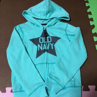 オールドネイビー(Old Navy)のOLDNAVY 水色パーカー(ジャケット/上着)