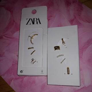 ZARA - 新品 ZARA イヤーカフ 2セット