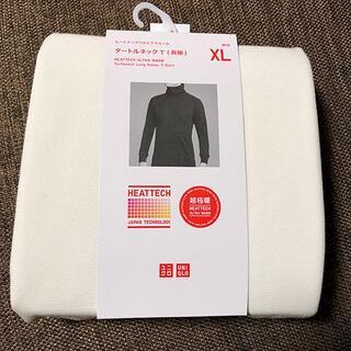ヒートテックウルトラウォームタートルネックT(長袖・超極暖)MEN XL(その他)
