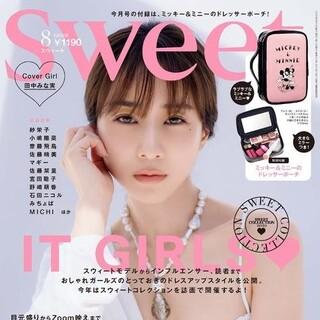タカラジマシャ(宝島社)のSweet 2020年8月号 付録(ポーチ)