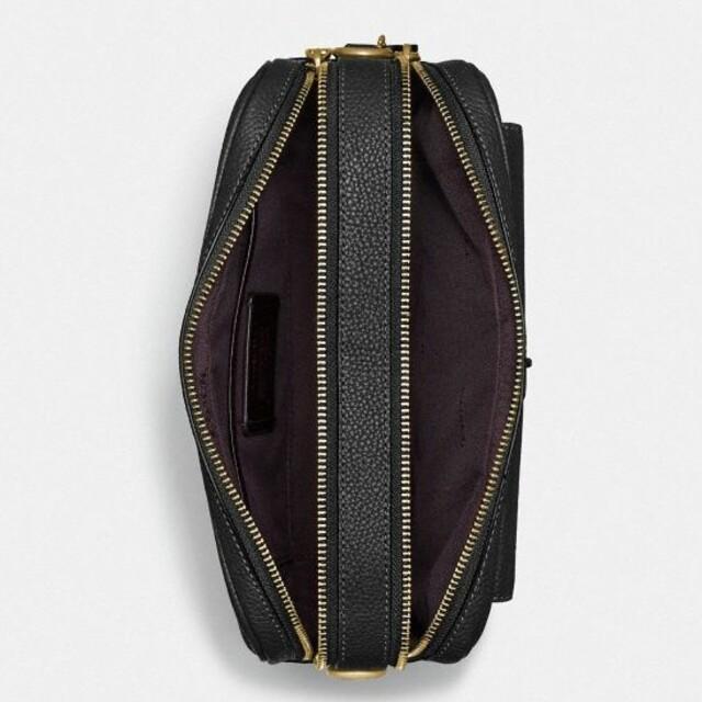 COACH(コーチ)のCOACH キャシー カメラ バッグ  ブラック 639 レディースのバッグ(ショルダーバッグ)の商品写真