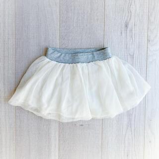 ベビーギャップ(babyGAP)のbaby GAP チュールスカート(スカート)