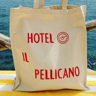 L'Appartement DEUXIEME CLASSE - ホテル イルペリカーノ トートバッグ ロンハーマン ロングトラックフーズ バッグ