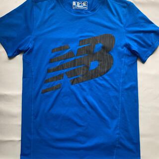 ニューバランス(New Balance)の【 ニューバランス 】Tシャツ マラソン ドライフィット ランニングシャツ S(ウェア)