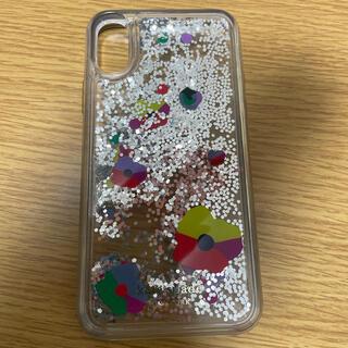 ケイトスペードニューヨーク(kate spade new york)のiPhone X ケイトスペード iPhoneケース(iPhoneケース)