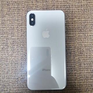 アップル(Apple)のiPhone X 64gb (スマートフォン本体)