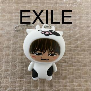 EXILE - NAOTO EXILE ③ 牛 着ぐるみキーホルダー