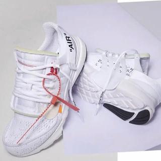 OFF-WHITE - NikeOff-White AIR PRESTROナイキオフホワイトエアプレスト