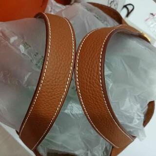 エルメス(Hermes)の確認用】新品 未使用 エルメス ピコタンロック ゴールド&ゴールド金具(ハンドバッグ)