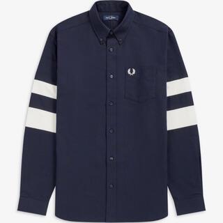 フレッドペリー(FRED PERRY)のFRED PERRY Twin Tipped Long Sleeve Shirt(シャツ/ブラウス(長袖/七分))