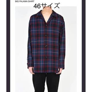 LAD MUSICIAN - 18ss ビッグパジャマシャツ 46サイズ