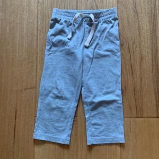オールドネイビー(Old Navy)のOLD NAVY グレー パンツ ズボン 2T(パンツ/スパッツ)
