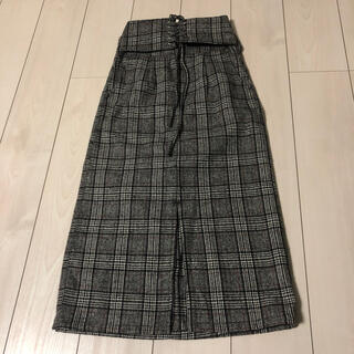 QUALITY ロングタイトスカート