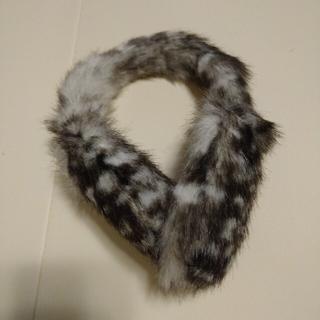 ツモリチサト(TSUMORI CHISATO)のツモリチサト 耳あて ごまファ イヤーマフ(イヤーマフ)