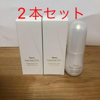 ナリス化粧品 - ナリス アンティミリ 薬用クリア ホワイト エッセンス  40ml  2本セット