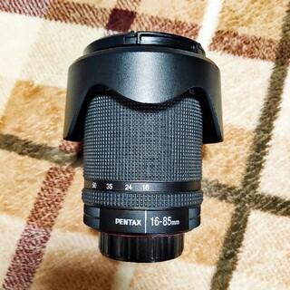 PENTAX - ペンタックス PENTAX-DA 16-85mm F3.5-5.6