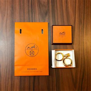 エルメス(Hermes)のHERMES エルメス スカーフリング 2個セット(リング(指輪))