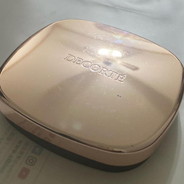 COSME DECORTE(コスメデコルテ)のコスメデコルテ チークカラー パウダーブラッシュ OR200 コスメ/美容のベースメイク/化粧品(チーク)の商品写真