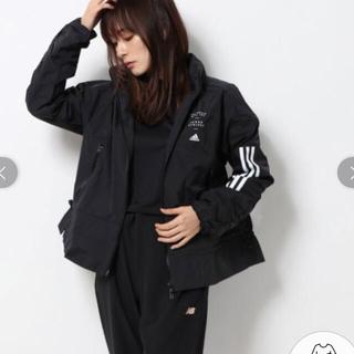 アディダス(adidas)のMのみお値下げ Mサイズ 新品 アディダス ウィンドブレーカー(ナイロンジャケット)