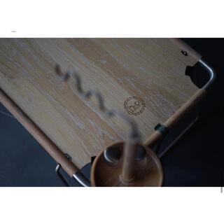 hxo design テーブル ポール トレー バーナーサポート セット(テーブル/チェア)