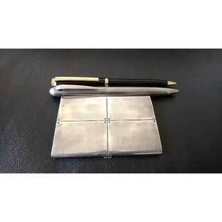 Tiffany & Co. - 【希少】◆ティファニー◆限定デザイン/名刺入れ・ボールペン