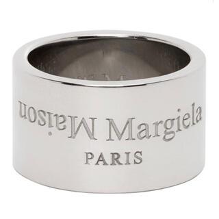 マルタンマルジェラ(Maison Martin Margiela)のMaison Margiela Logo Wide Ring(リング(指輪))