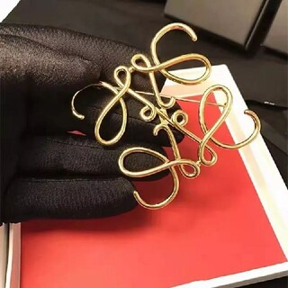 HARRY WINSTON - ✨アナグラム ブローチ  幾何学模様✨