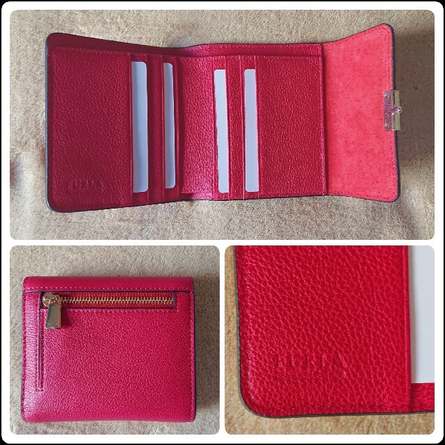 Furla(フルラ)の【新品・未使用】FURLA 三つ折財布 レディースのファッション小物(財布)の商品写真