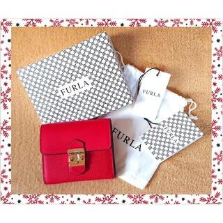 Furla - 【新品・未使用】FURLA 三つ折財布