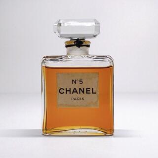シャネル(CHANEL)のほぼ未使用 CHANEL シャネル No.5 パルファム 香水(香水(女性用))