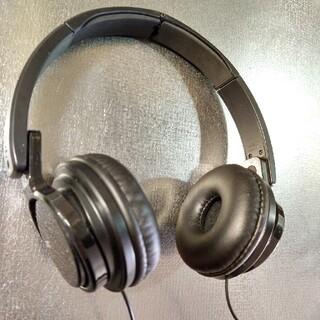 ビクター(Victor)のステレオヘッドホン JVCケンウッド(日本ビクター) HA-S200-B(ヘッドフォン/イヤフォン)